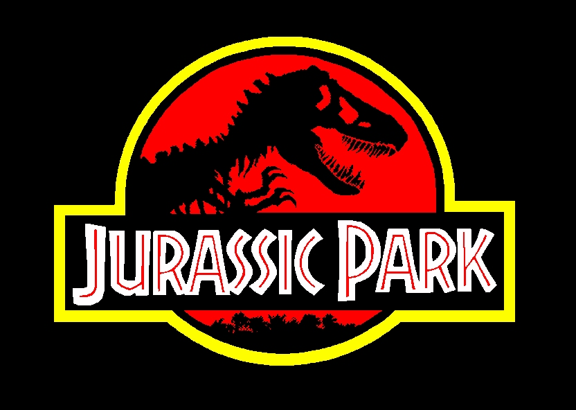 Jurassic Park Logo New Scary Dinosaur Coming To Jurassic Park 4
