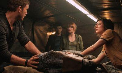 Jurassic World: Fallen Kingdom Cast
