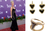 Kaley Cuoco Dazzled in Cresta Bledsoe Jewelry at 2013 ACM Awards