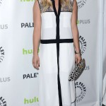 Kaley Cuoco Looks Stylish in BCBGMAXAZRIA at PaleyFest 2013 150x150 Lizzy Caplan Dazzles in BCBGMAXAZRIA Dress at GQs Man of the Year Party