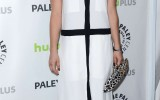 Kaley Cuoco Looks Stylish in BCBGMAXAZRIA at PaleyFest 2013