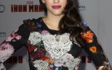 Kat Dennings Sparkles in Cresta Bledsoe Jewelry at Iron Man 3 Premiere