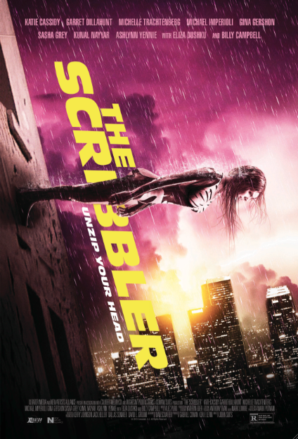 Katie Cassidy Tries to Find a Cure with The Scribbler Release Katie Cassidy Tries to Find a Cure with The Scribbler Release