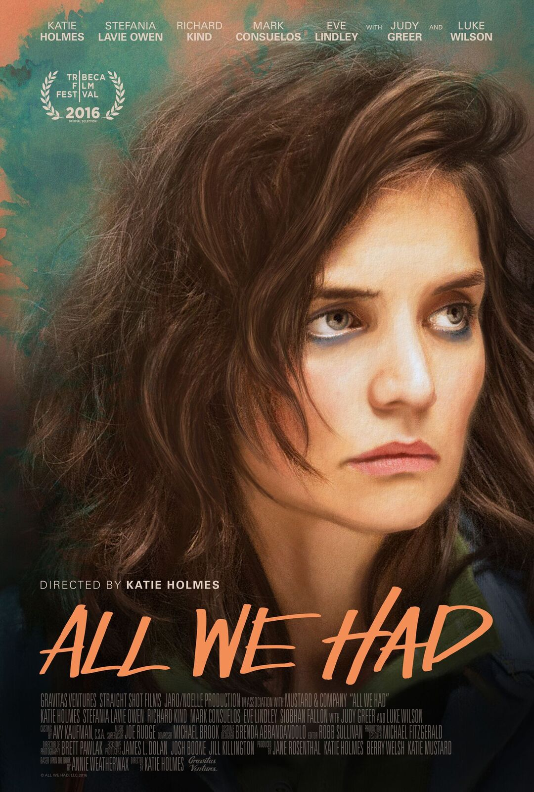 Katie Holmes Discovers All We Had in Drama's Theatrical Trailer and Poster Debut