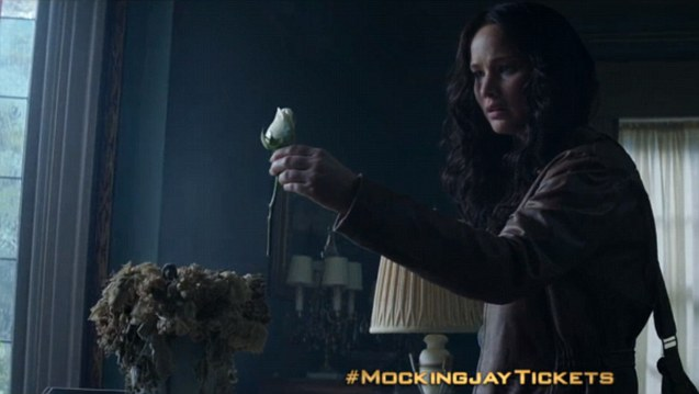 Katniss Makes Her Return to District 12 in New The Hunger Games: Mockingjay - Part 1 Preview