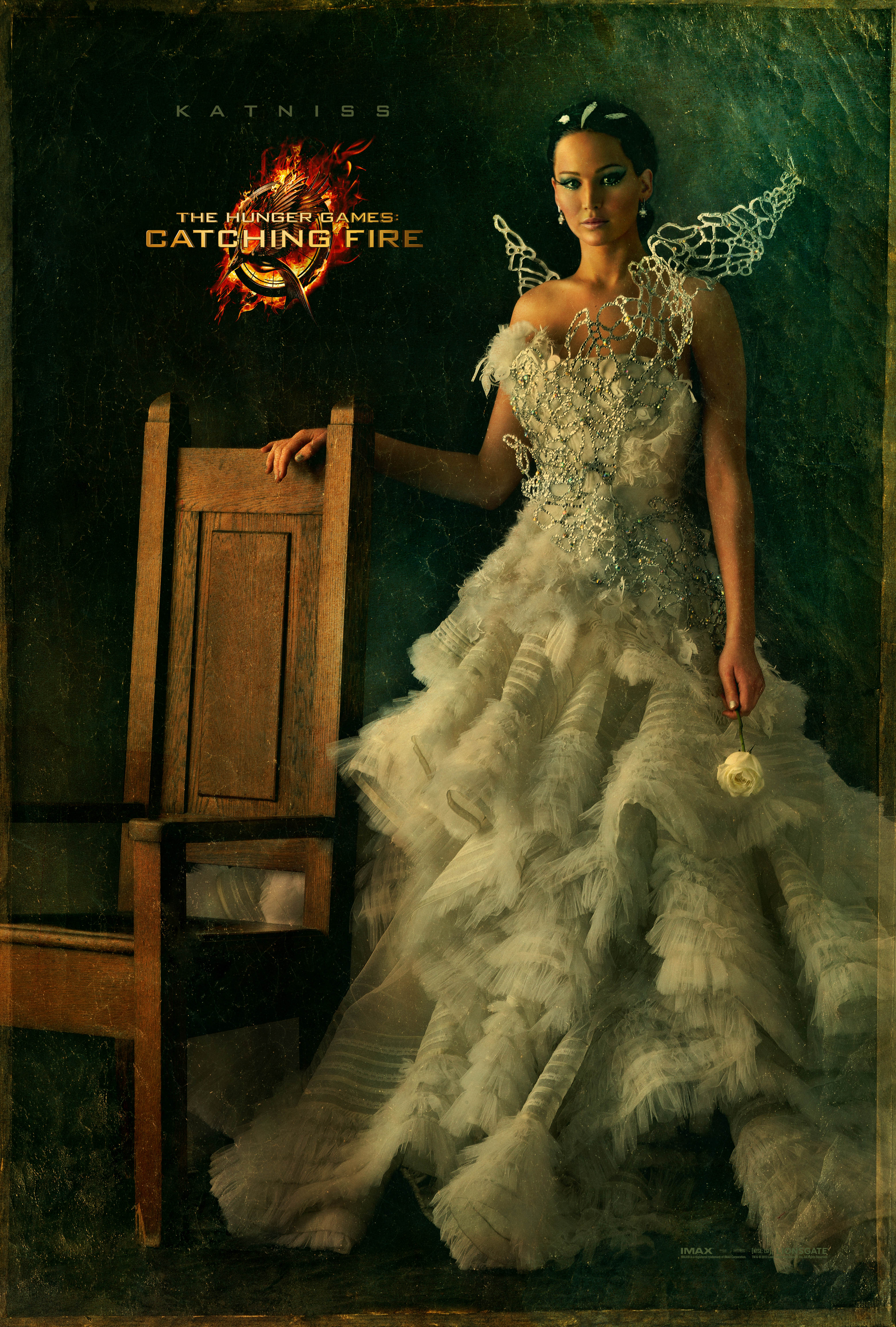 Katniss All Of The Capitol Portraits Are Right Here On ShockYa