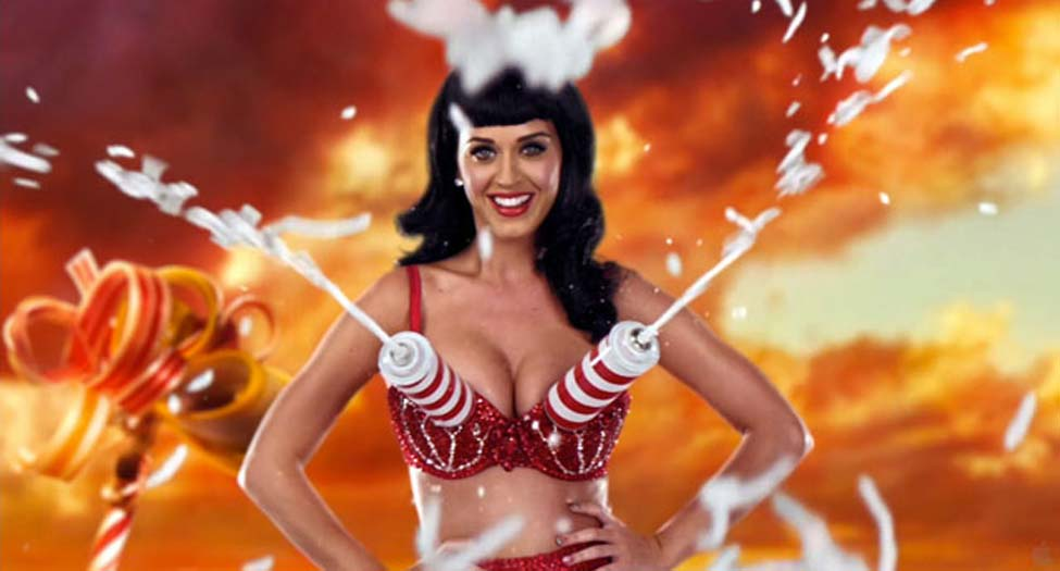 Katy Perry Part of Me Boobs DVD Reviews: Jedi Junkies, Katy Perry, 6 Bullets, The Packets and The Pinochet Case