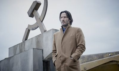 Keanu Reeves in Siberia