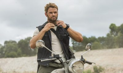 Kellan Lutz in 7 Guardians of the Tomb