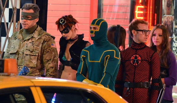 Kick-Ass 2 Cast