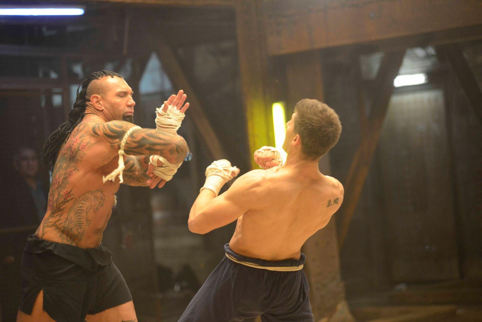 Kickboxer: Vengeance 1