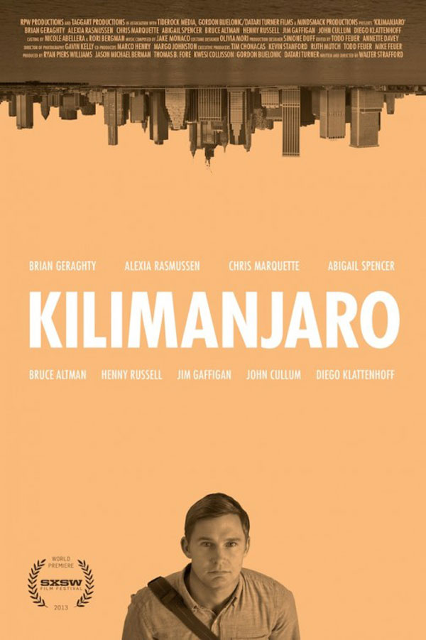 Kilimanjaro Poster1 Kilimanjaro Movie Review