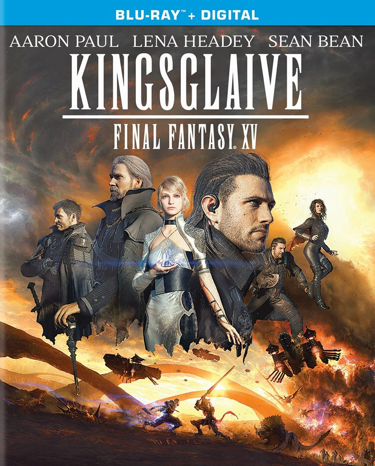Kingsglaive: Final Fantasy XV Exclusive Clip Highlights How Motion Tracking Created Characters