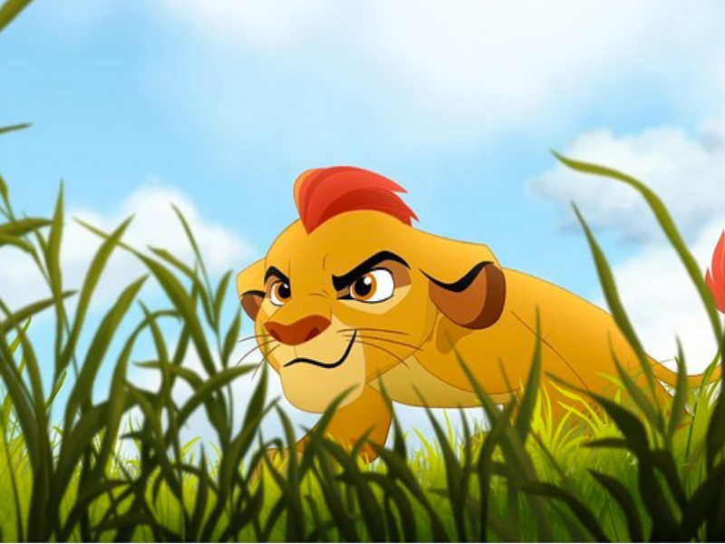 Kion Lion Guard Disney Junior Revisits The Lion King with New Cartoon, The Lion Guard