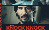 Knock Knock Blu-ray Cover
