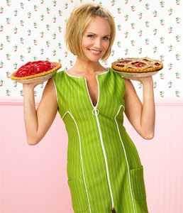 Kristin Chenoweth of Pushing Daisies