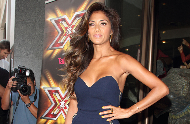 LMK 099903 Nicole Scherzinger set to quit UKs X Factor in order to record new music, according to reports