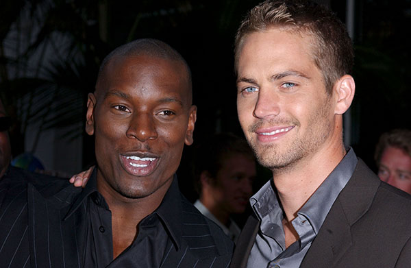 LRS 027331 Tyrese reveals Paul Walker will be honored by stars on the set of Fast & Furious 7