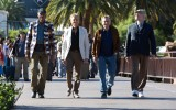 Morgan Freeman, Michael Douglas, Robert De Niro and Morgan Freeman Have Fun in Last Vegas