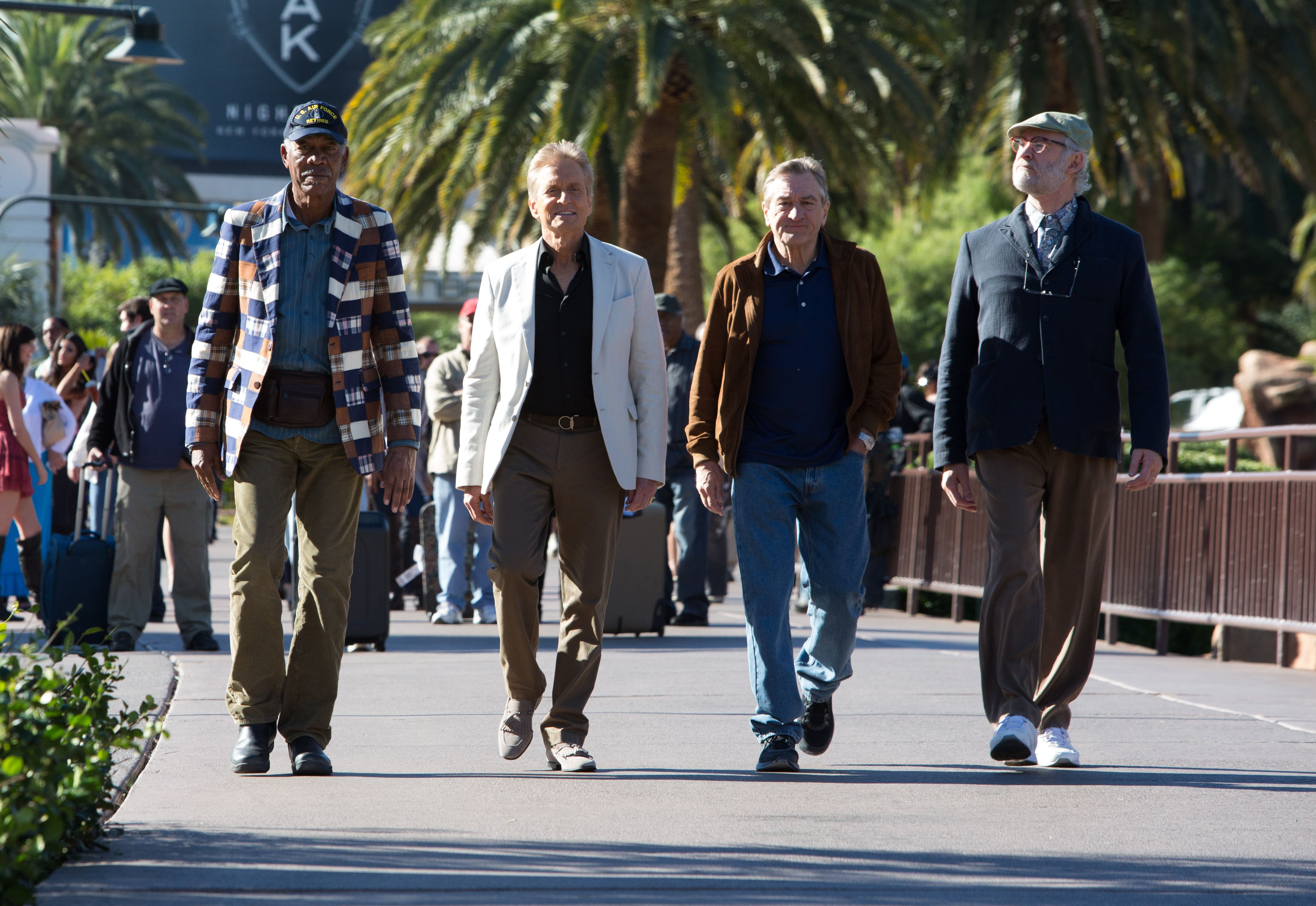 LV 01503 cropped1 Last Vegas Features the Best Bachelor Party with Official Clips