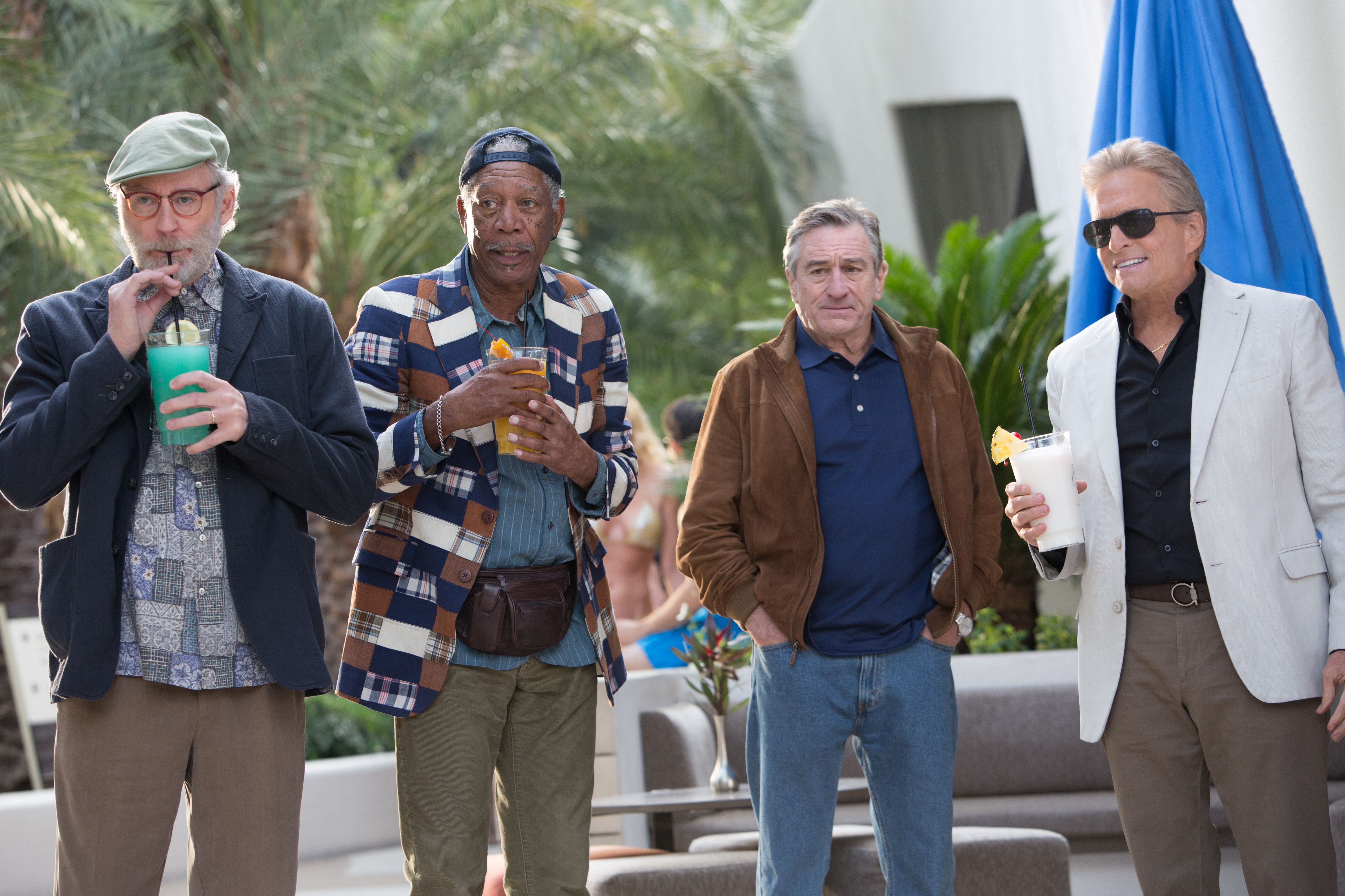 LV 03450a Four Acting Legends Live in Sin in New Last Vegas Official Poster