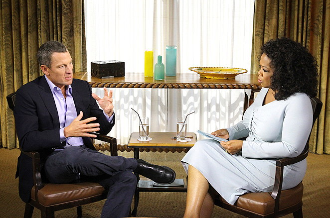 Lance Armstrongs Father Admits Hard to Watch Sons Interview with Oprah Lance Armstrongs Father Admits Hard to Watch Sons Interview with Oprah