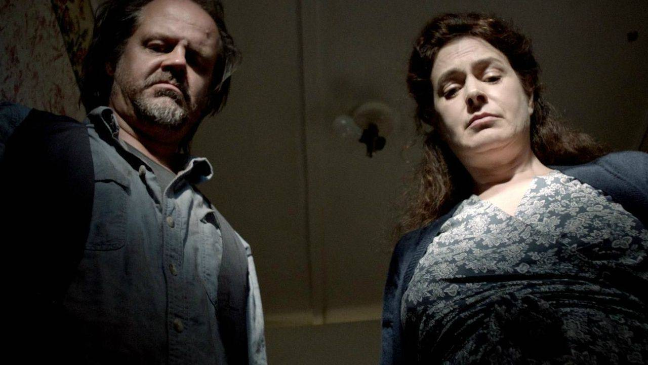 Larry Fessenden and Sean Young Star in Jug Face Succumb to the Occult in Exclusive Jug Face Clip