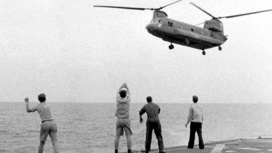 Last Days in Vietnam Movie