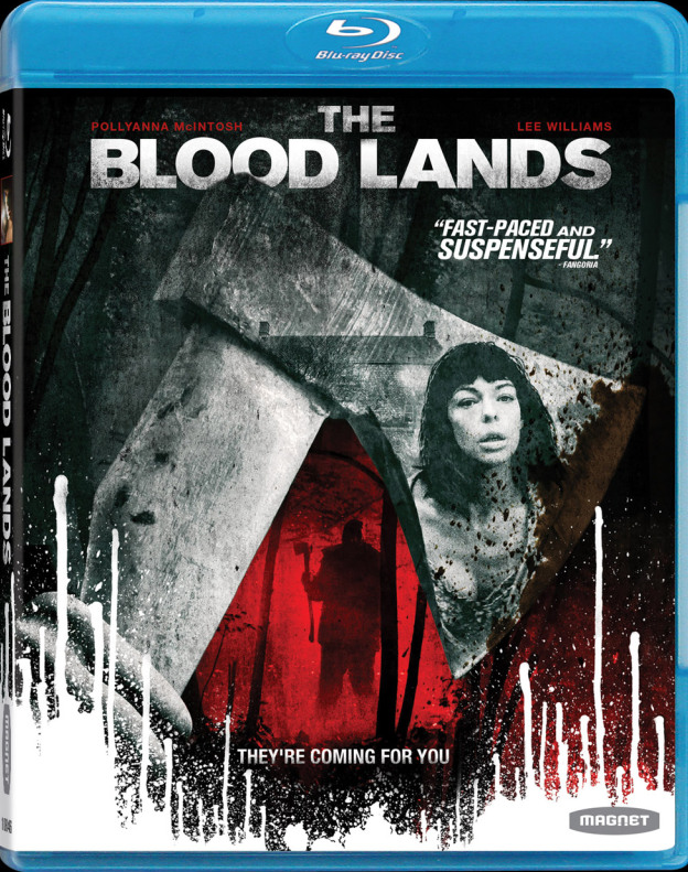 Lee Williams and Pollyanna McIntosh Enter The Blood Lands in Exclusive Blu-ray and DVD Special Features Clip