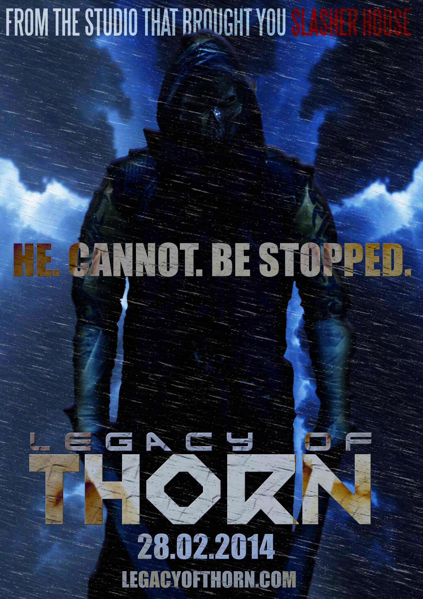 Legacy of Thorn Movie Poster Mem Ferda to Play Detective in New Horror Film Legacy of Thorn