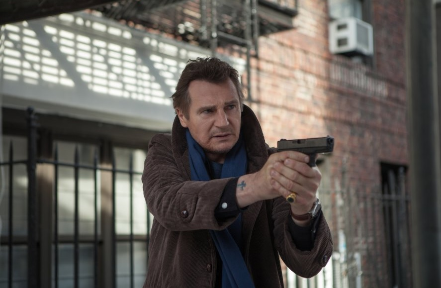 Liam Neeson: A Walk Among the Tombstones