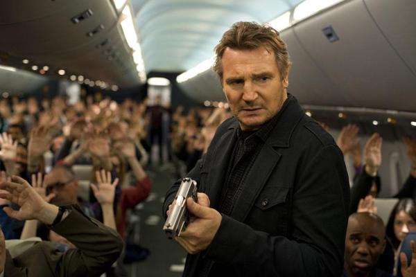 Liam Neeson Non Stop Box Office Predictions: Liam Neeson to Claim the Top Two Spots
