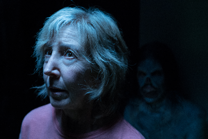 Lin Shaye in Insidious The Last Key