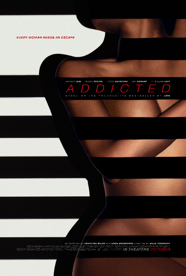 Lionsgate Entices Audiences to Become Addicted with New Film Poster Lionsgate Entices Audiences to Become Addicted with New Film Poster