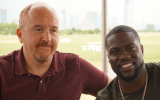 Louis CK and Kevin Hart The Secret Life of Pets