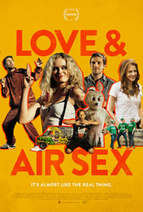 Love and Air Sex Poster Love & Air Sex Available on iTunes and VOD Today