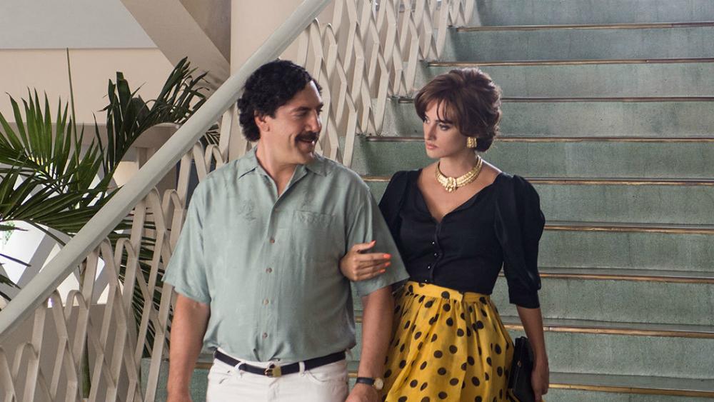 Loving Pablo Escobar Movie