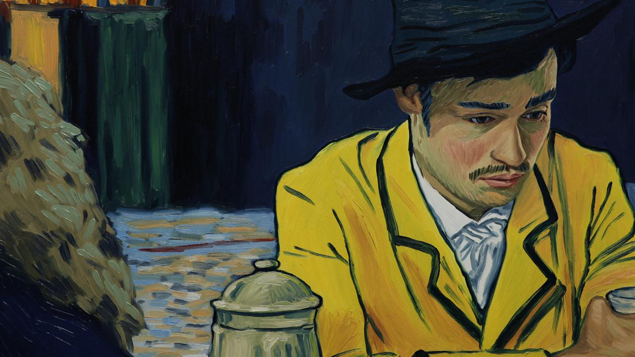 Loving Vincent Movie