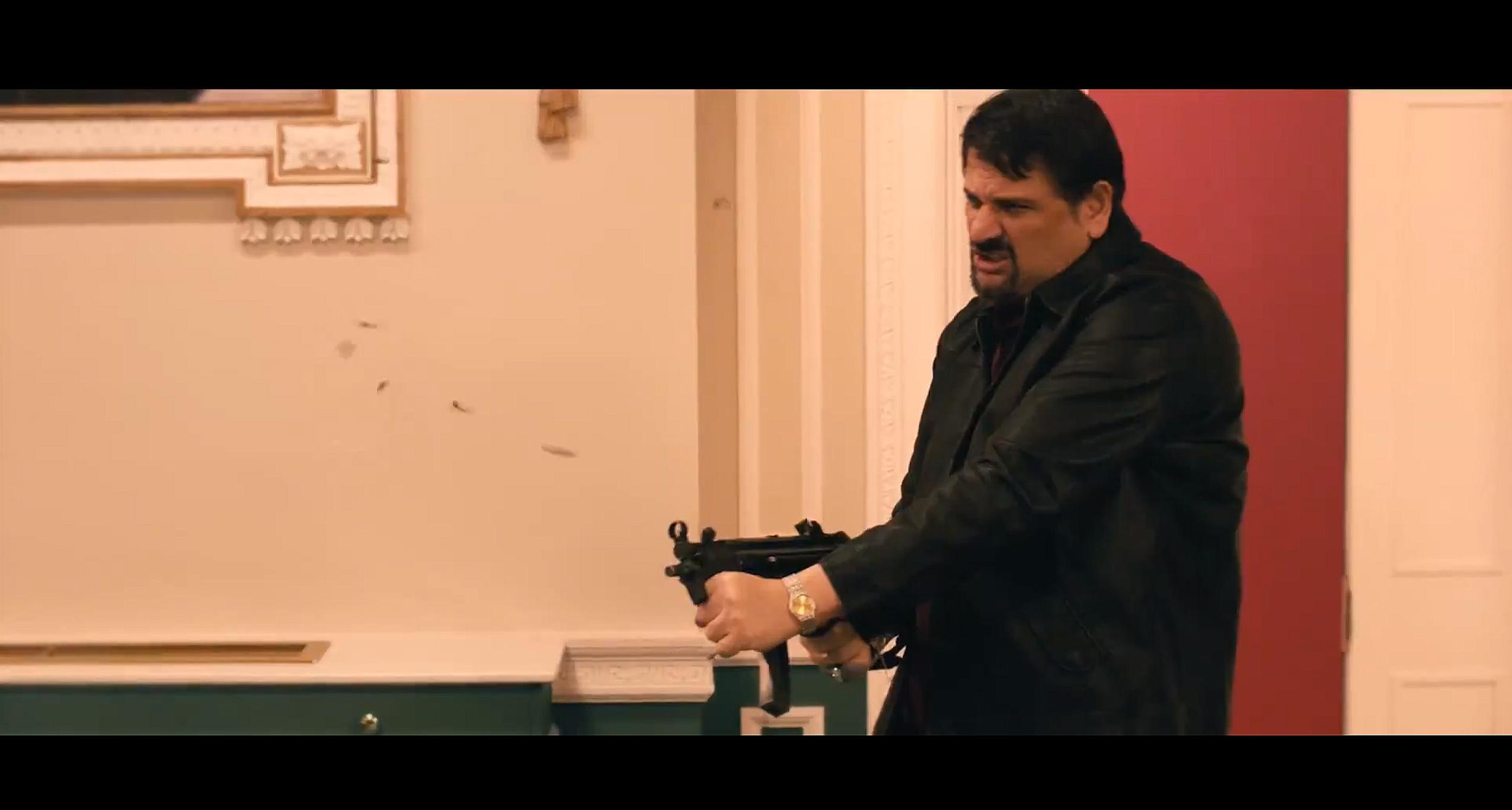 Mem Ferda as Tariq  ' A Pacino Moment'