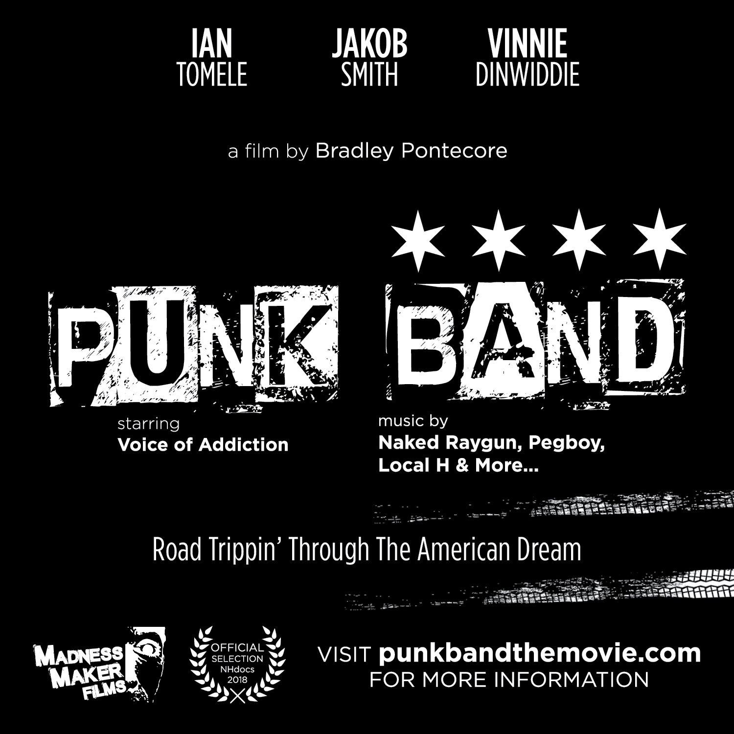 Punk Band Blu-ray