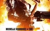 Machete Kills Michelle Rodriguez Movie Poster
