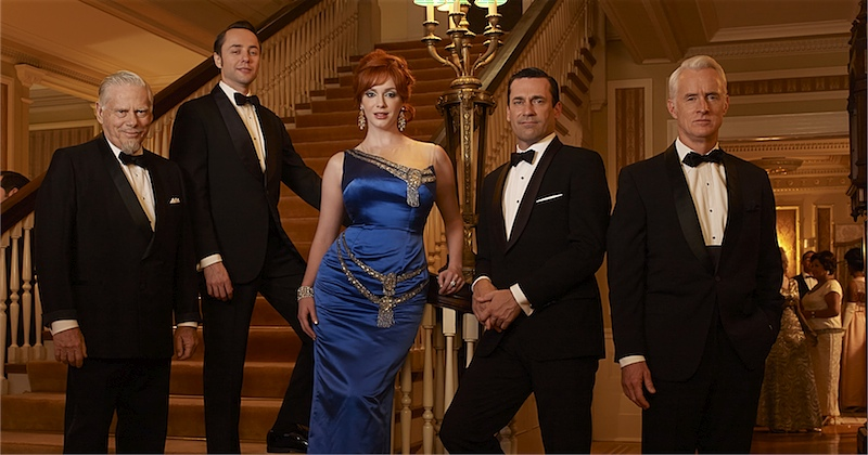 Mad Men Season 6 promo pic Mad Men Season Six Promotional Images Released