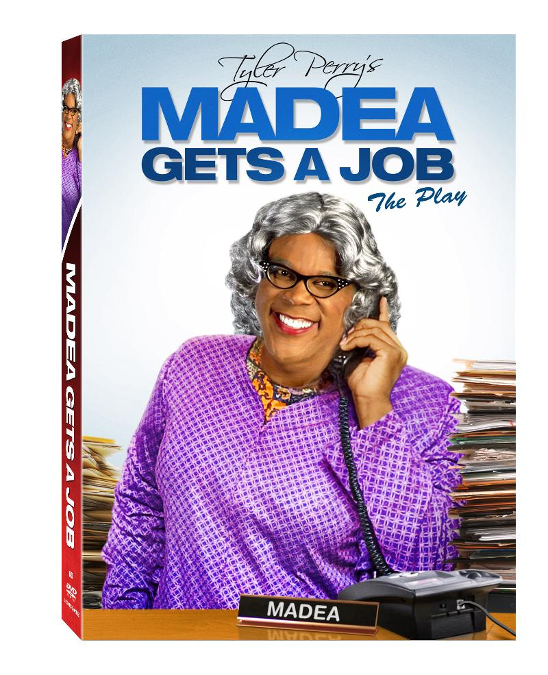 Madea Gets a Job ShockYa Is Holding A Tyler Perrys Madea Gets A Job Giveaway