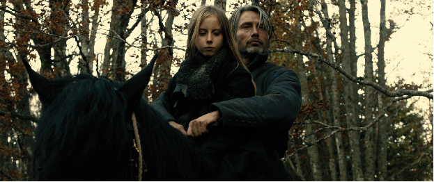 Mads Mikkelsen and Mélusine Mayance in Age of Uprising: The Legend of Michael Kohlhaas