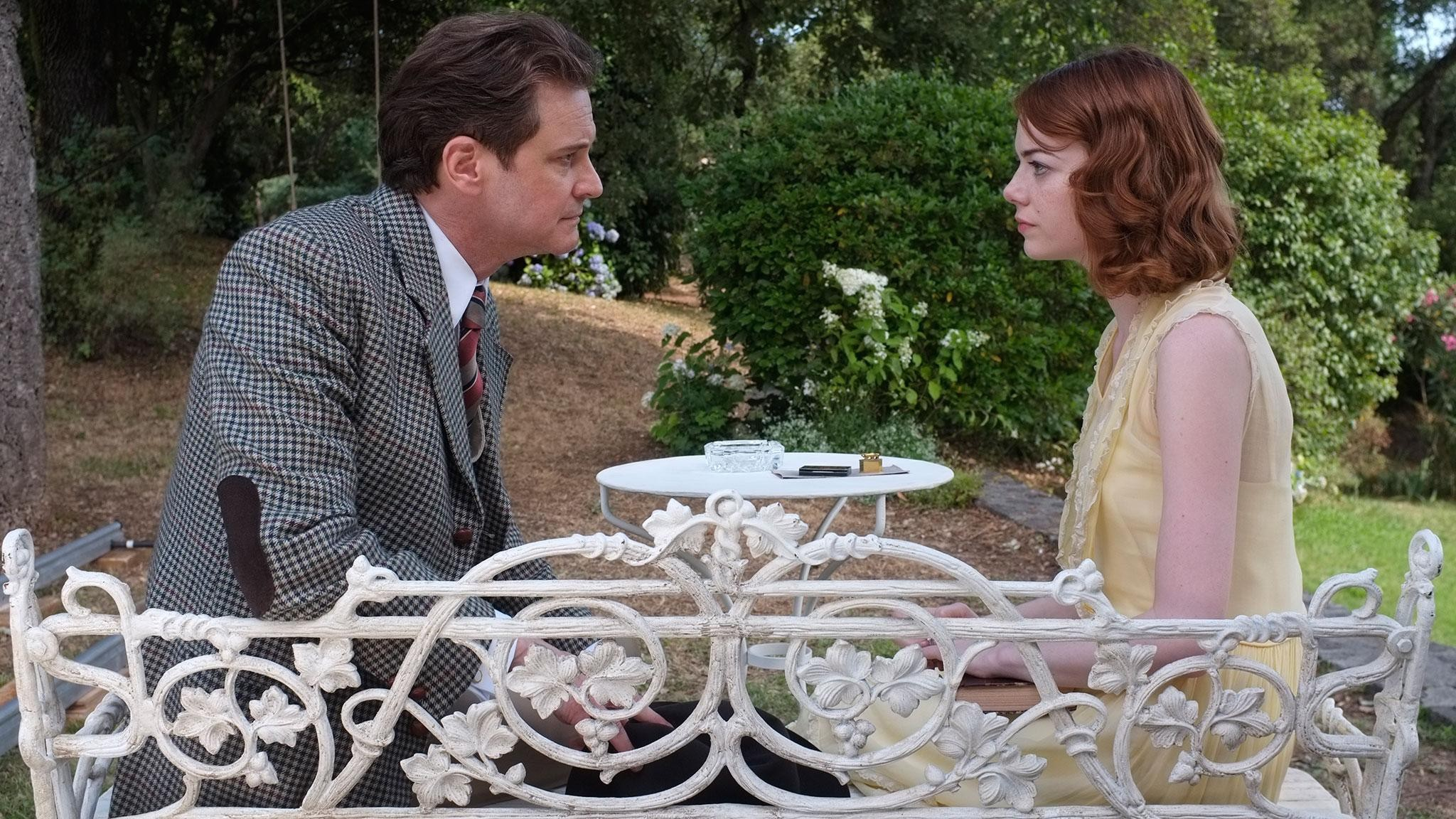 Magic In The Moonlight Movie Review Magic In The Moonlight Movie Review