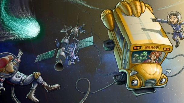 Magic School Bus Reboot Netflix