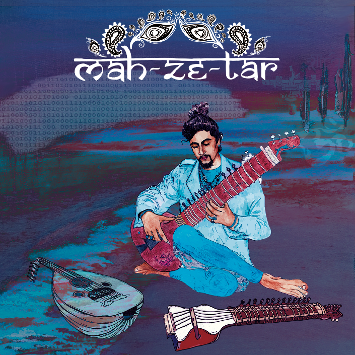 Mah-Ze-Tar Album Cover