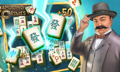 Mahjong Crimes Screenshot