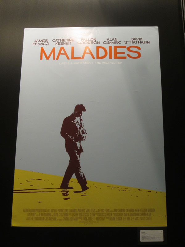 Maladies SXSW Poster SXSW 2013: Posters For Some Girl(s), Cheap Thrills, Gus And More!