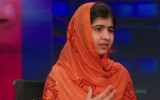 Malala Yousafzai on The Daily Show